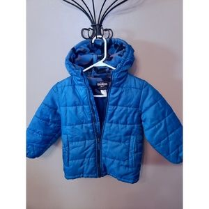 Oshkosh blue jacket